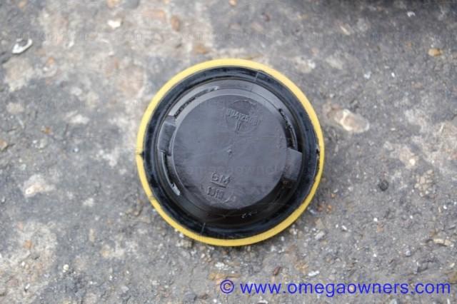 oil filter omega v6